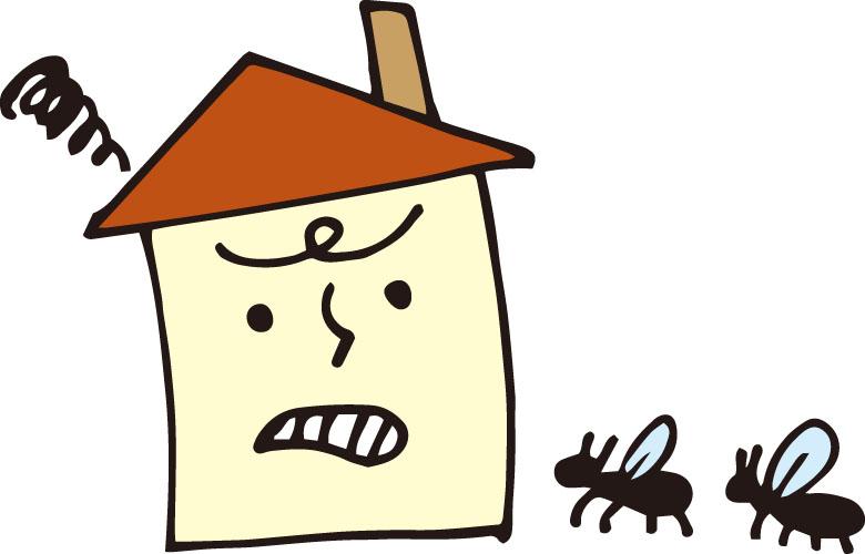 コンクリートの絶壁「ベタ基礎」でもシロアリ侵入!?原因と予防方法